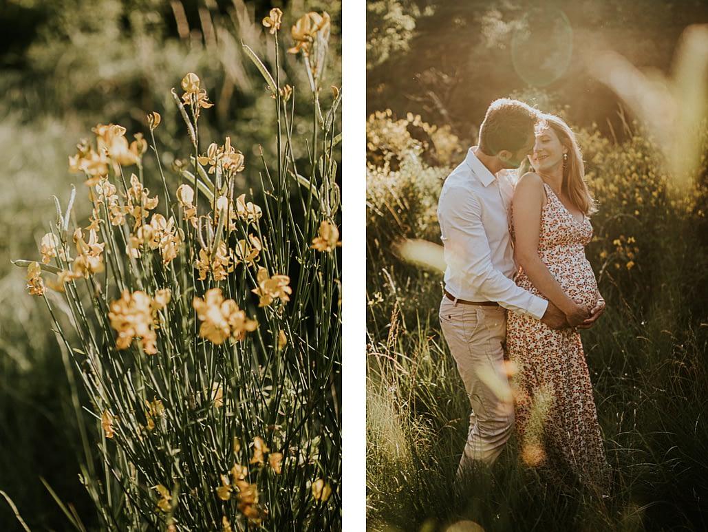 séance photo enceinte grossesse alpilles