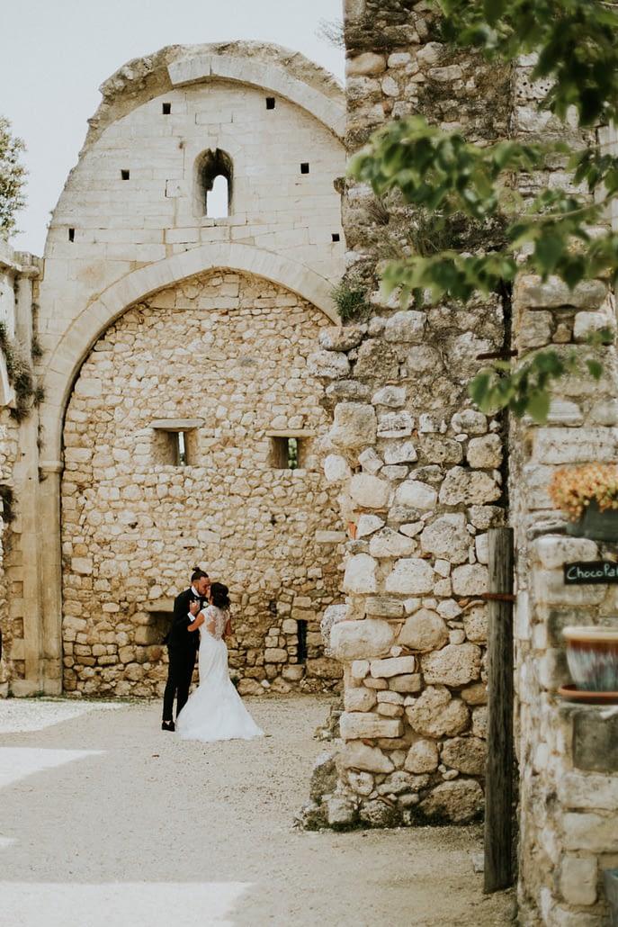 domaine sarson grignan mariage prieuré