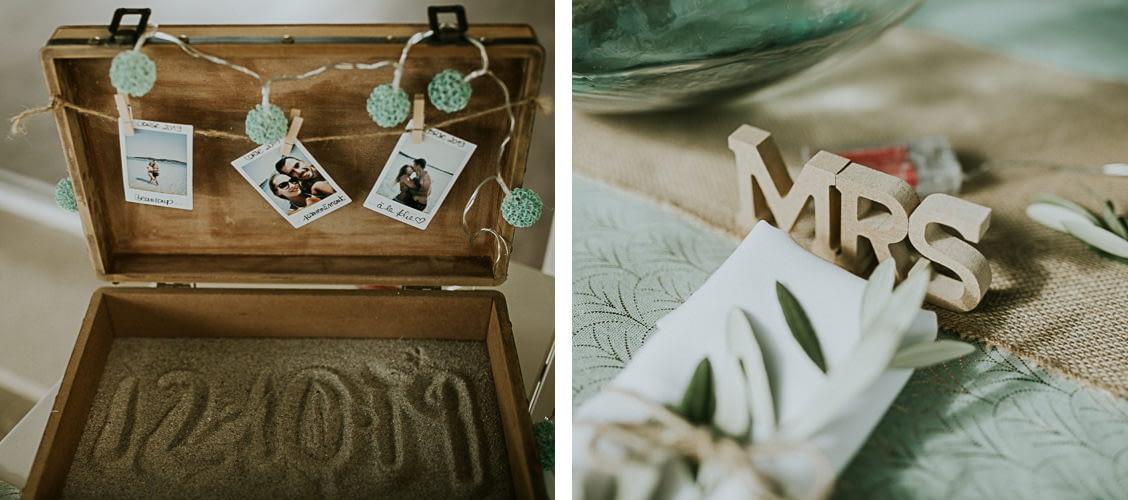 domaine de la pommé trets decoration diy mariage