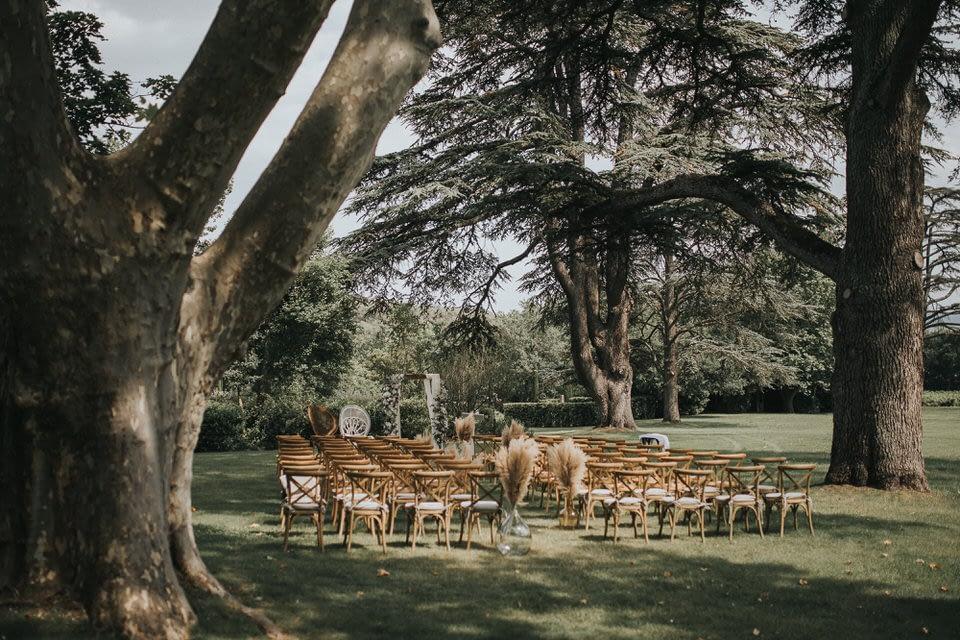 domaine de fontenille luberon mariage