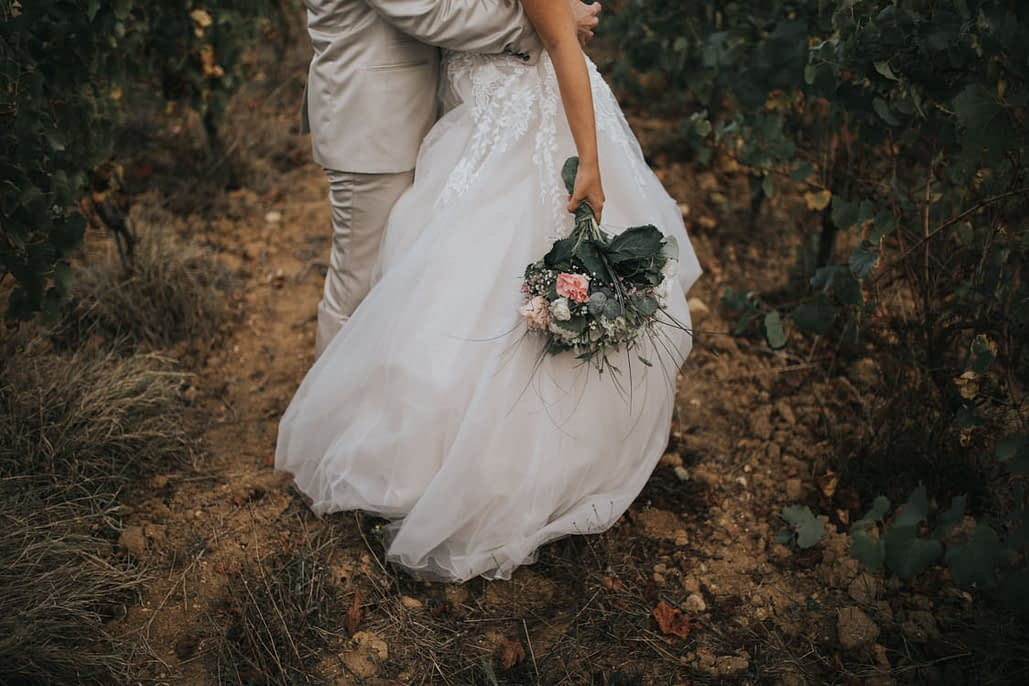 photographe Var nans les pins mariage