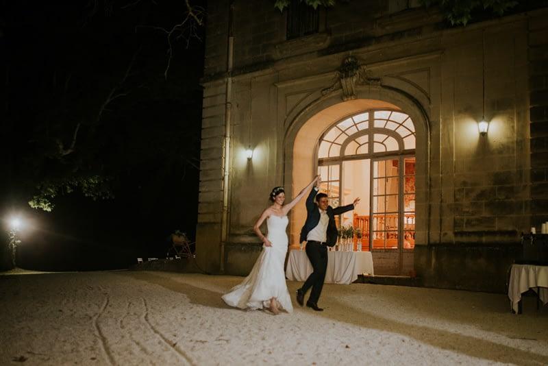 sporée château de Valmousse mariage provence lambesc
