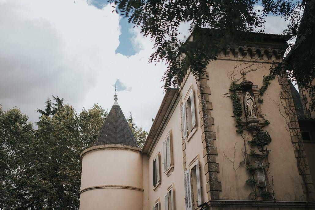 Château de Nans les pins Provence var