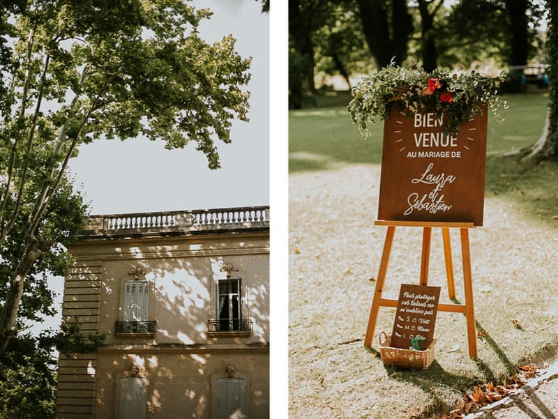 DIY decoration wedding provence photographer