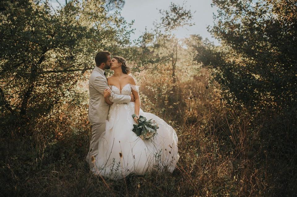mariage chateau de nans les pins
