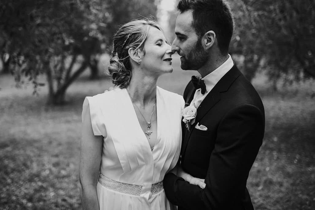 couple mariage alpilles tarascon saint gabriel