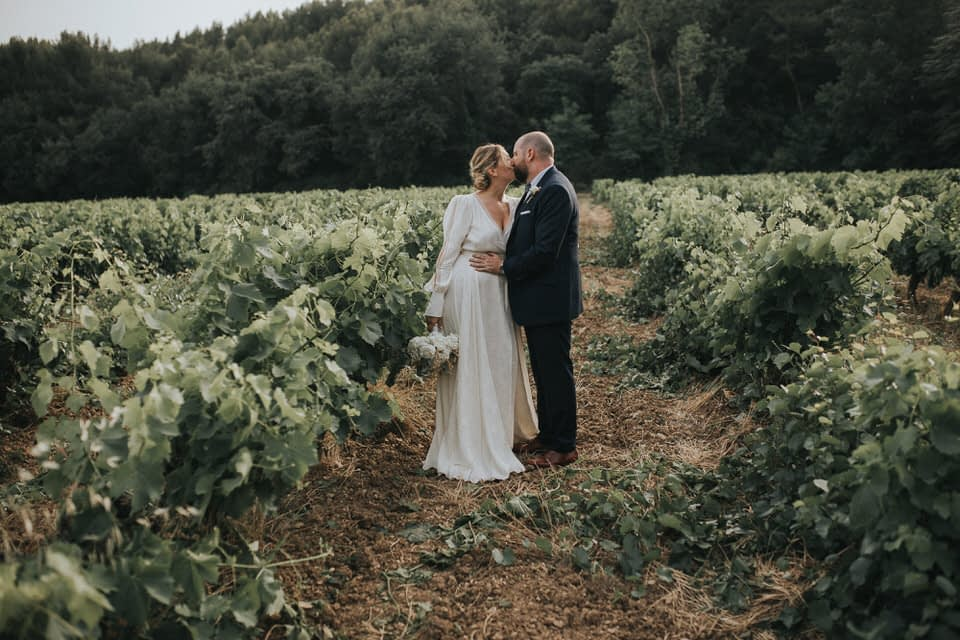 domaine fontenille mariage photographe