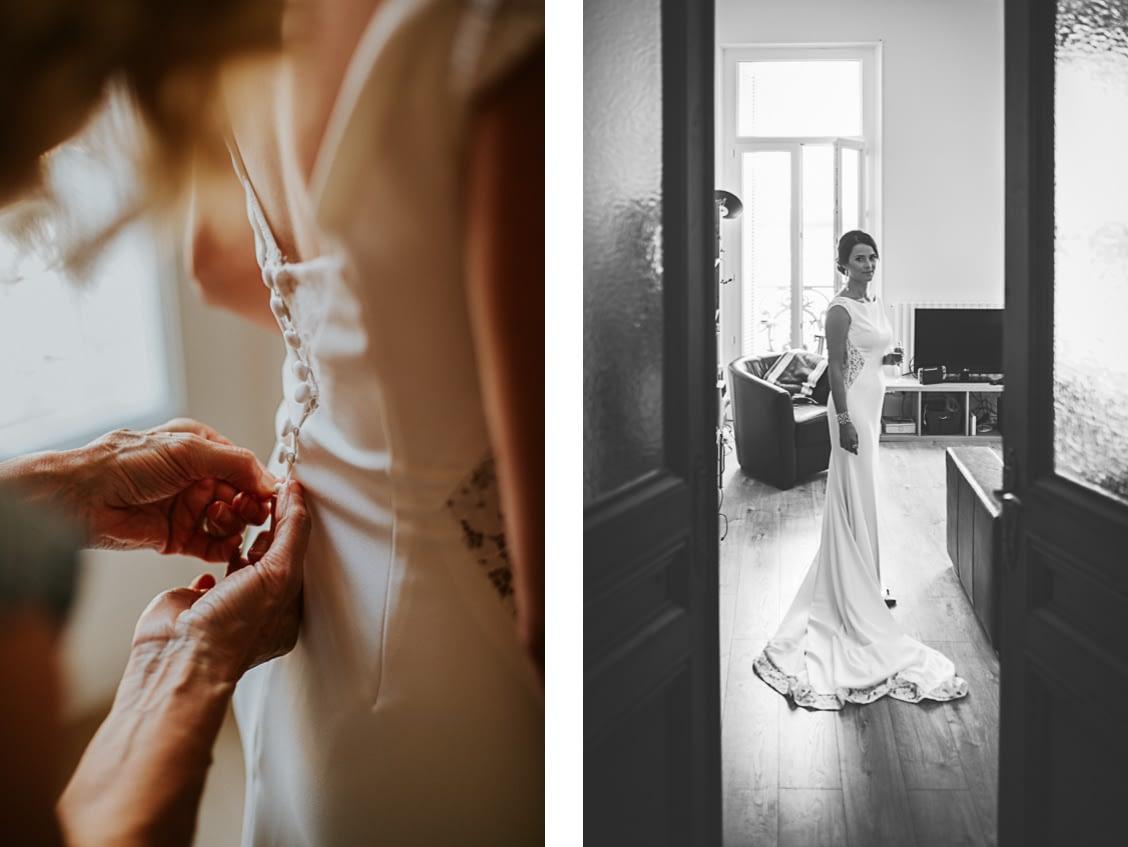 robe mariée marseille