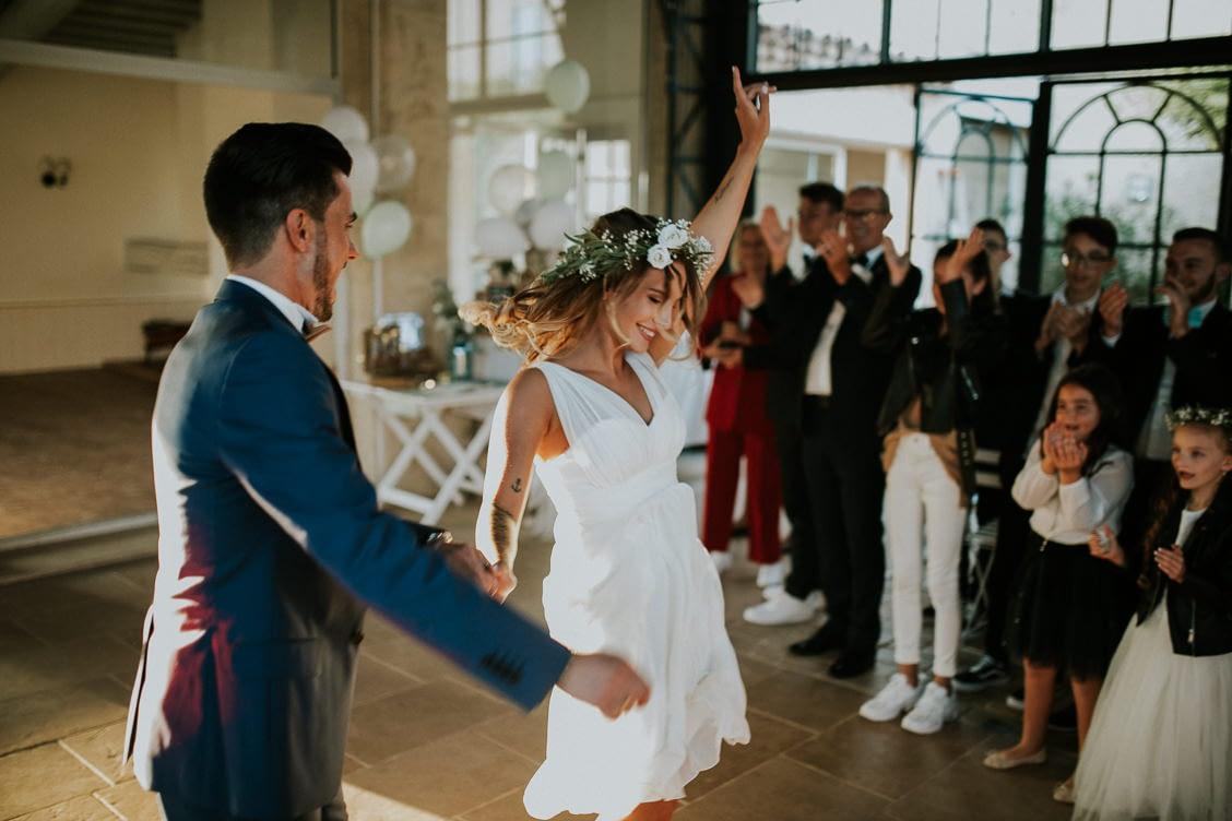 entrée des mariés photo