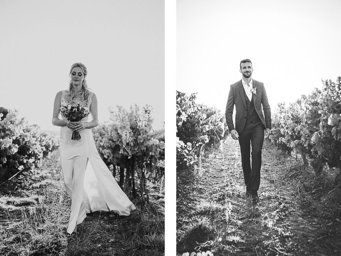 mariage chateau caseneuve provence vignes photographe