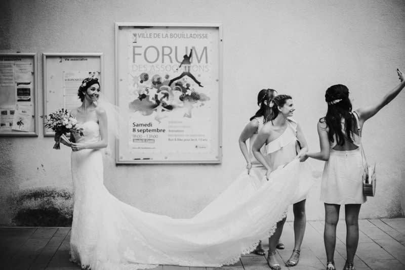 selfie mariage aix en provence marseille