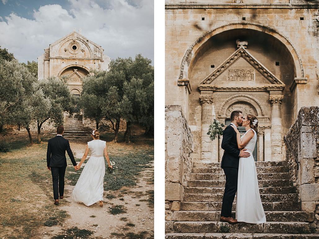 couple mariage alpilles tarascon