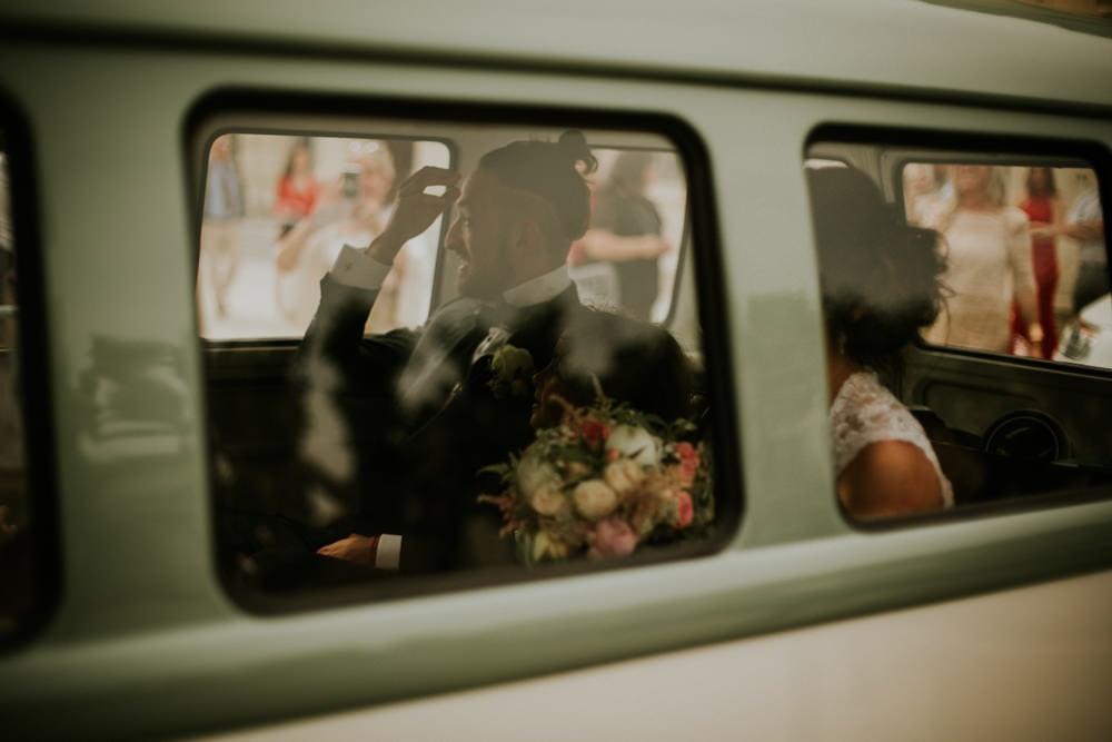 van mariage provence combi