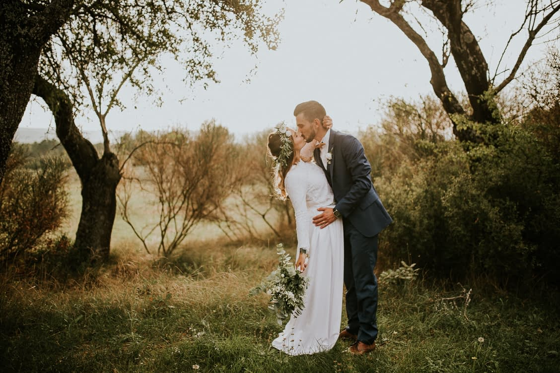 seance mariage automne domaine photographe provence