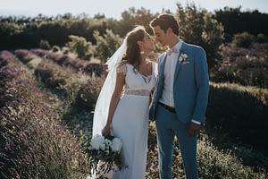 photographe mariage provence lavandes
