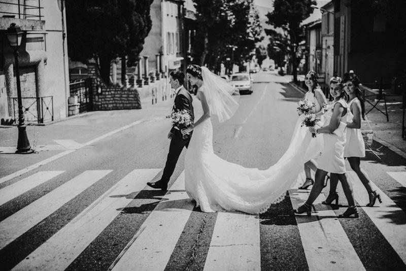 like the beattles wedding cross road