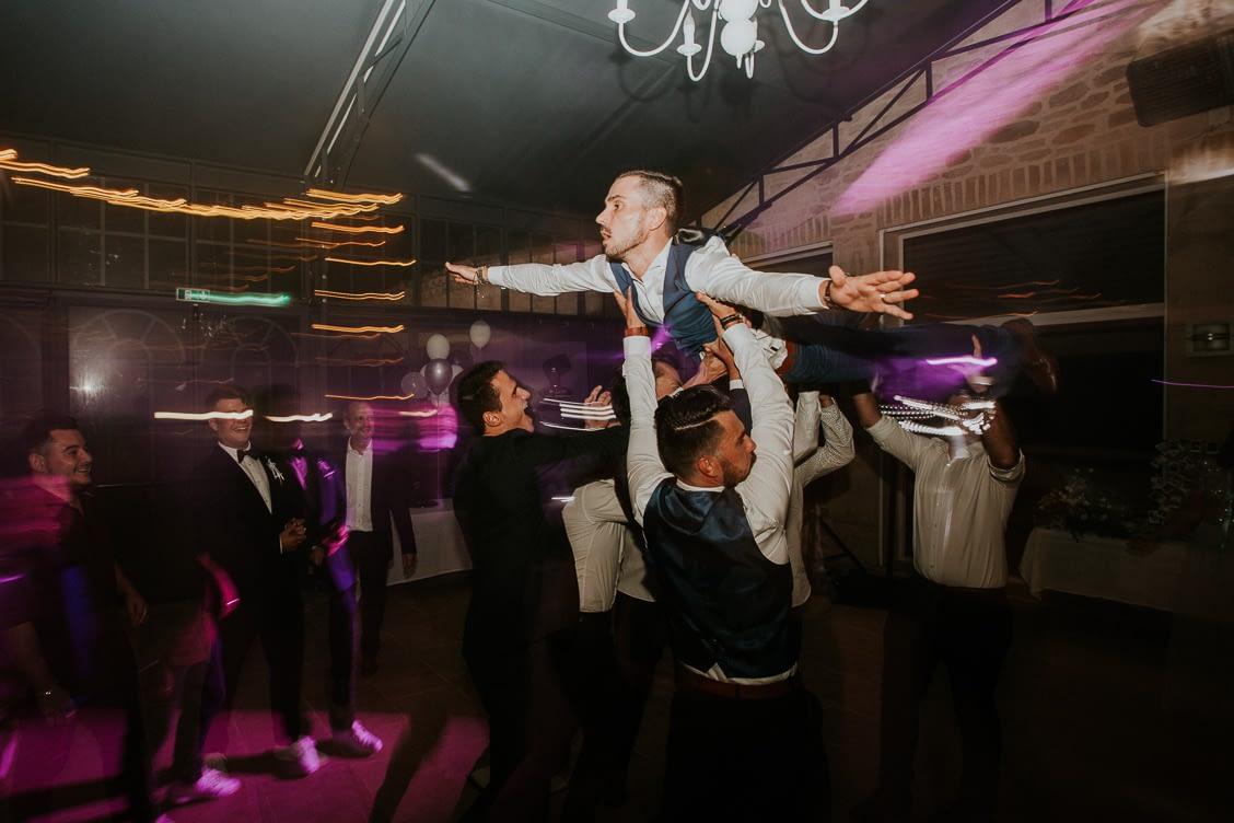 ouverture bal mariage pommé trets piste danse