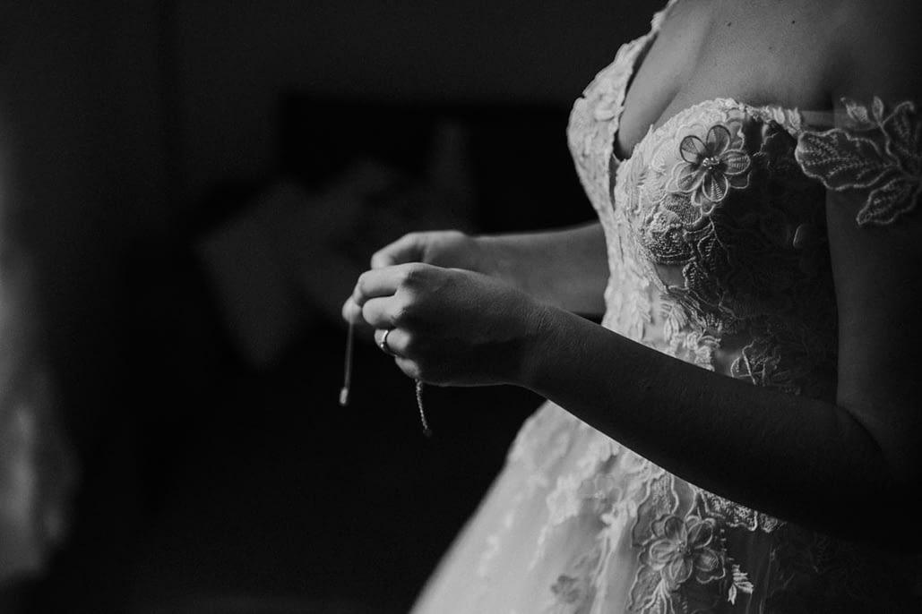 photographe mariage var nans les pins préparatifs