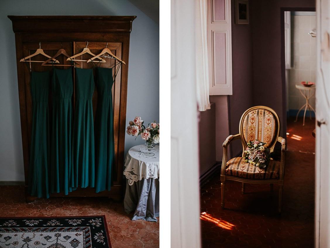 préparatifs robe mariée caseneuve lancon provence photographe