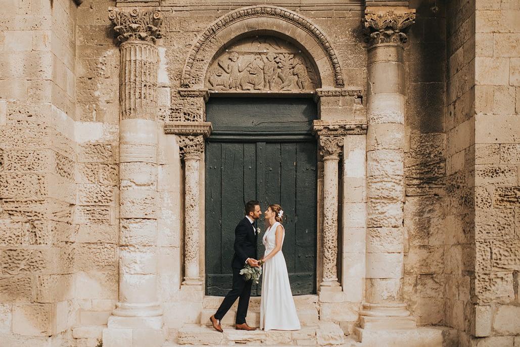 chapelle saint gabriel mariage alpilles