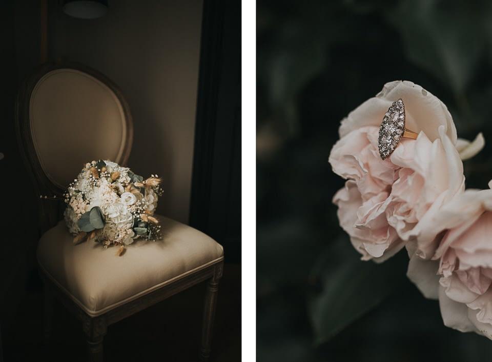 fleur decoration mariage photographe luberon