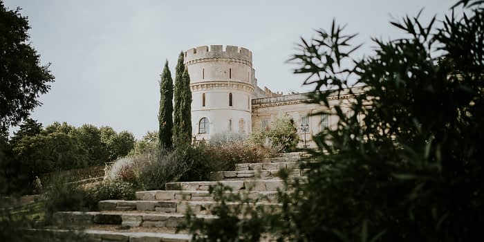 domaine mariage provence sud france
