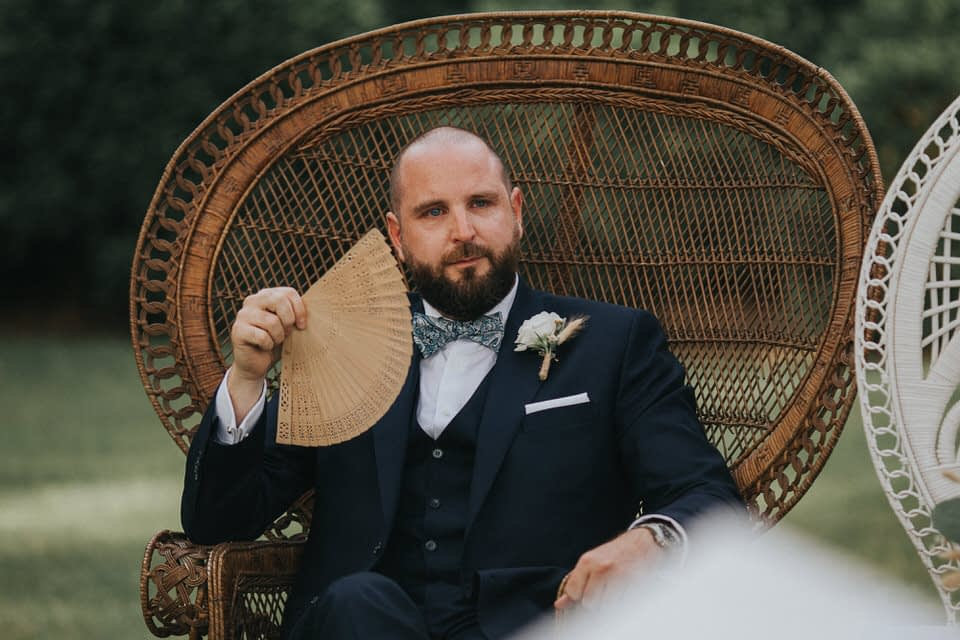 ceremony wedding france photographer in luberon